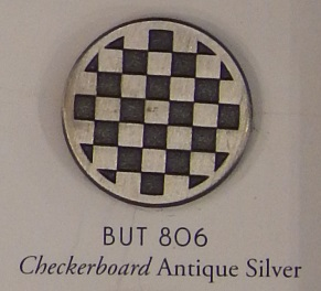 Checkerboard (Antique Silver)
