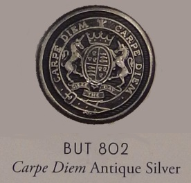 Carpe Diem (Antique Silver)