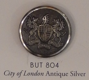 City of London (Antique Silver)