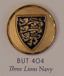 Three Lions (Navy/gold)
