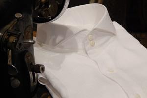 Camicia in cotone egiziano