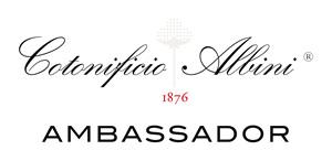 Logo Cotonificio Albini AMBASSADOR