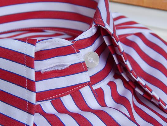 Particolare della camicia