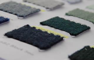 Tessuti pregiati selezionati dalla camiceria